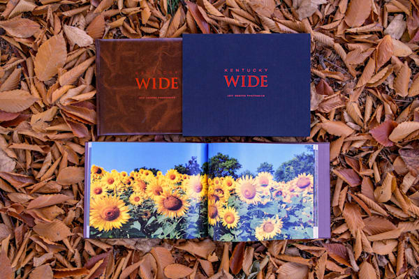 Ky Wide, Limited Edition Of 100 Coffee Table Book | Jeff Rogers Photography, Inc.