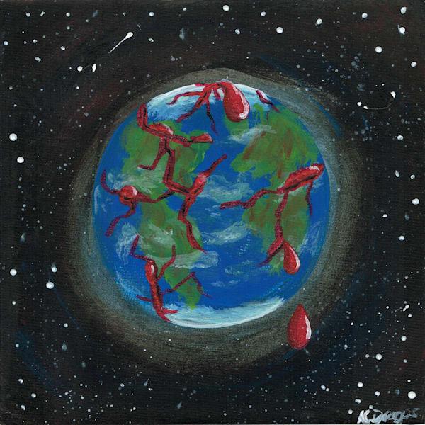 Bleeding World