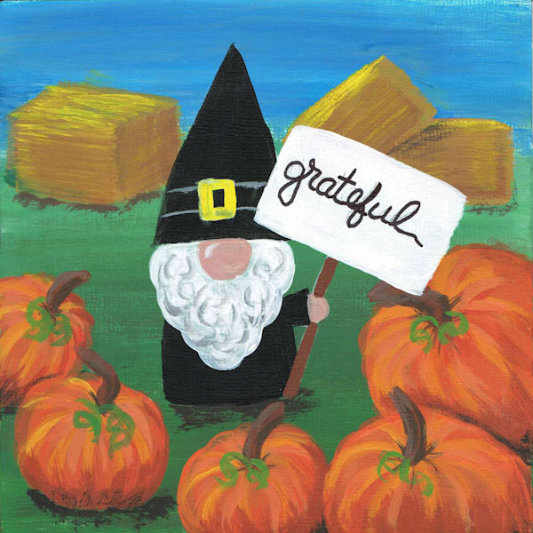 Grateful Gnome