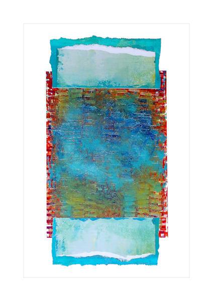 Consonance - Original Abstract Painting | Cynthia Coldren Fine Art