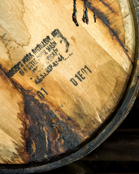 Bourbon Maker's Mark 2650 Photography Art | Jeff Rogers Photography, Inc.