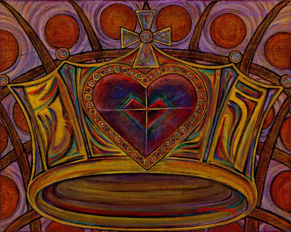 King Of Kings Art | Kim P. Bartholomew