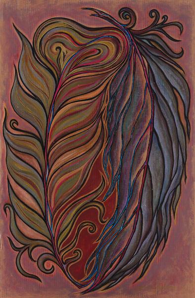 Merge Art | Kim P. Bartholomew