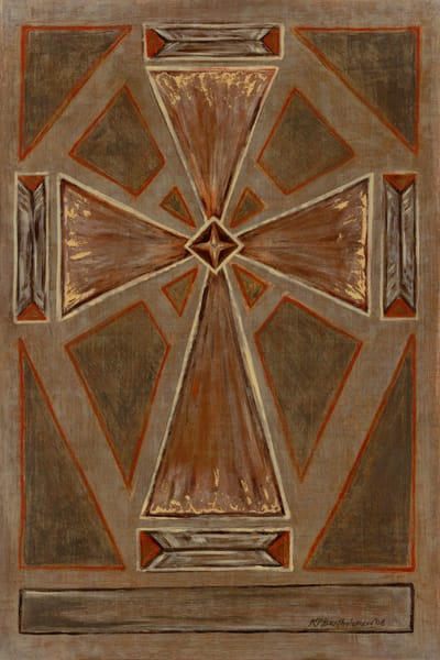 Old Rugged Cross Art | Kim P. Bartholomew