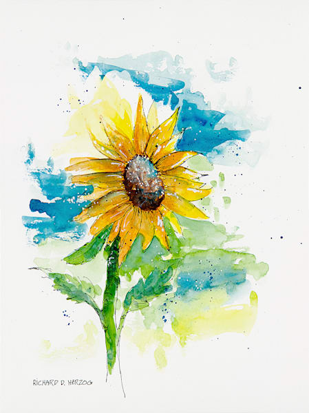 Sunflowers 8 Art | Cincy Artwork