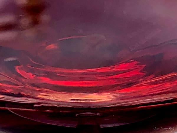Wine Abstract 11   Pinot Noir Art   Susan Searway Art & Design