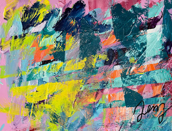 The Beautiful Colors Of The New Year 2021 And The Great Shift It Brings Art | Jeremy's Vision