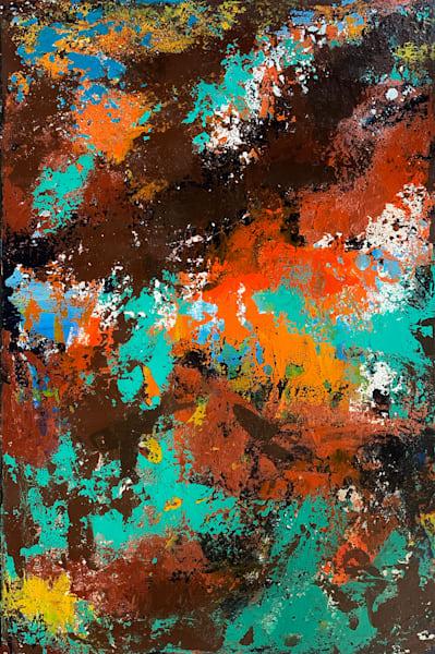 Center Of A Vortex Art | Michael Bruley Studio
