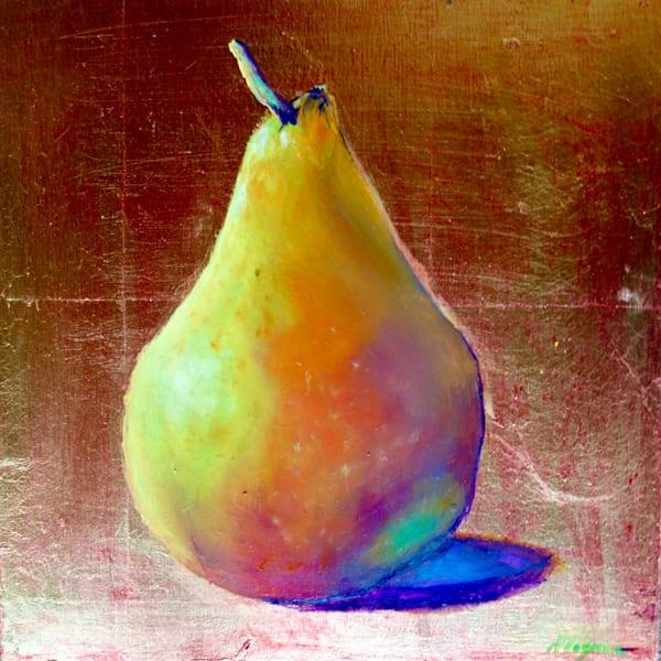 Still Life Pear #1 Art | Amy Tigner Art