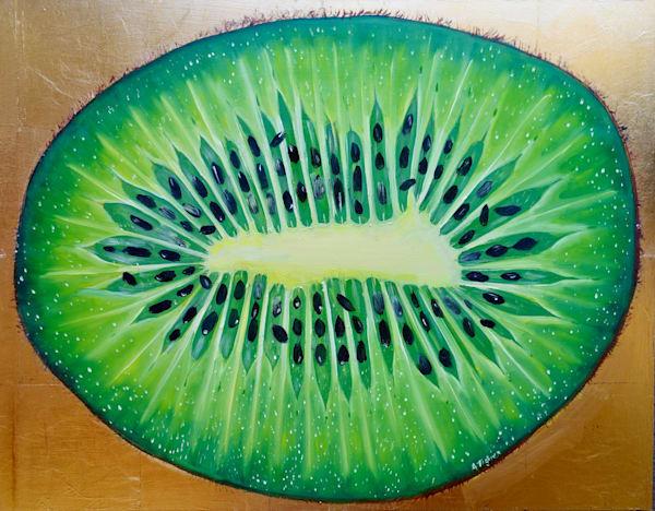 Kiwi Art | Amy Tigner Art