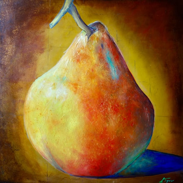 Aphrodite's Pear Art | Amy Tigner Art