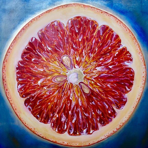 Blood Orange Art | Amy Tigner Art