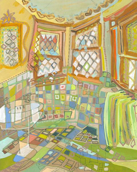 Auburn, Me No. 01 Art | Erika Stearly, American Artist