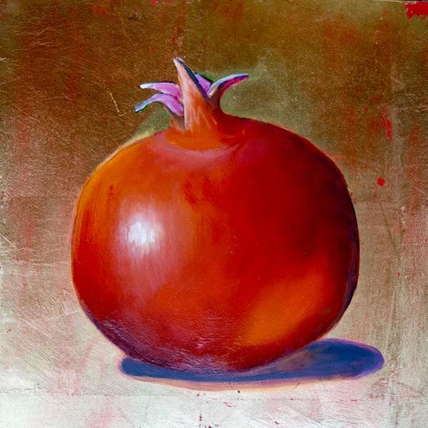Persephone's Pomegranate Art | Amy Tigner Art