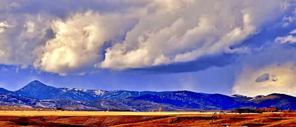 Montana, Idaho and Washington