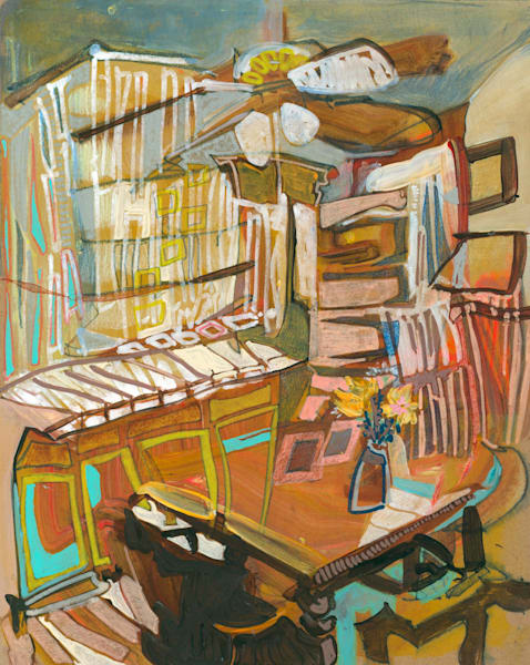 Freeport, Il No. 01 /// Sold Art   Erika Stearly, American Artist