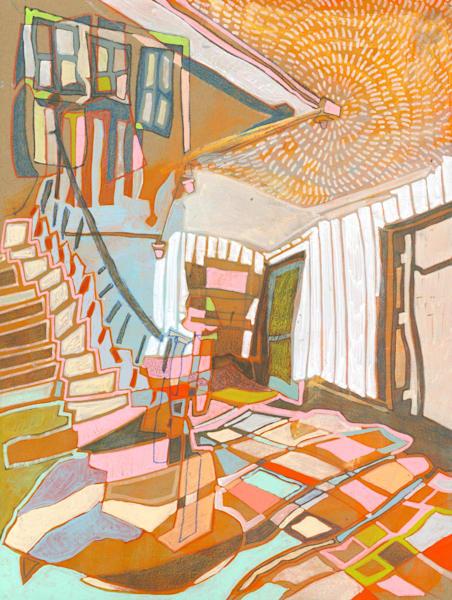 York, Pa No. 101 /// Sold Art | Erika Stearly, American Artist