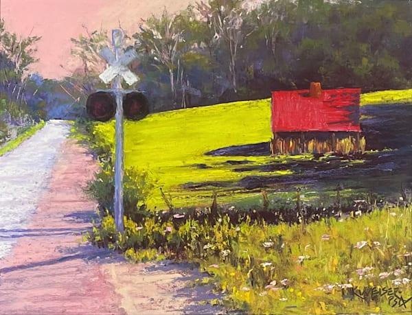 Valley Barn Art | Kurt A. Weiser Fine Art