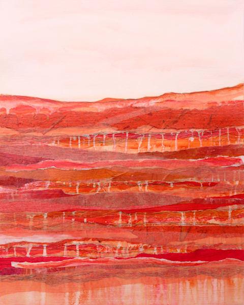 Switchbacks - Original Abstract Painting | Cynthia Coldren Fine Art