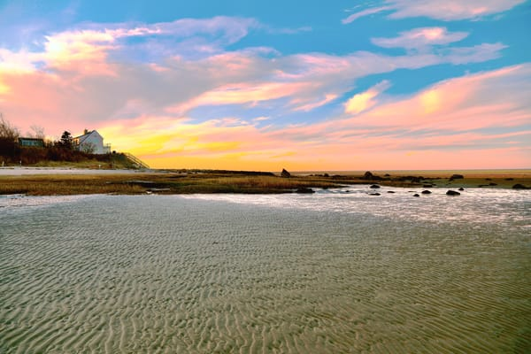 Cotton Candy   Brewster, Ma Photography Art | The Colors of Chatham