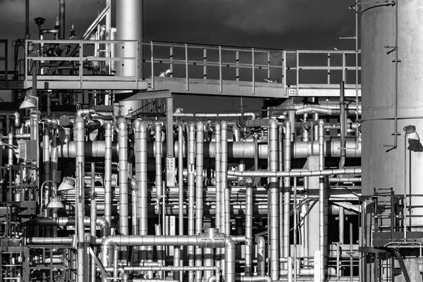 Industrial Landscape #5 Photography Art | Elizabeth Stanton Photography