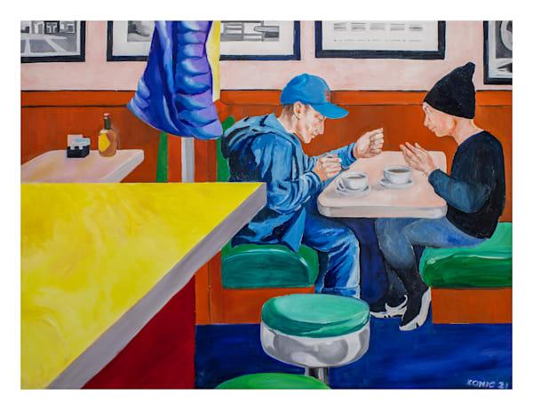 Indoor Dining 35% Nyc Art | RPAC Gallery