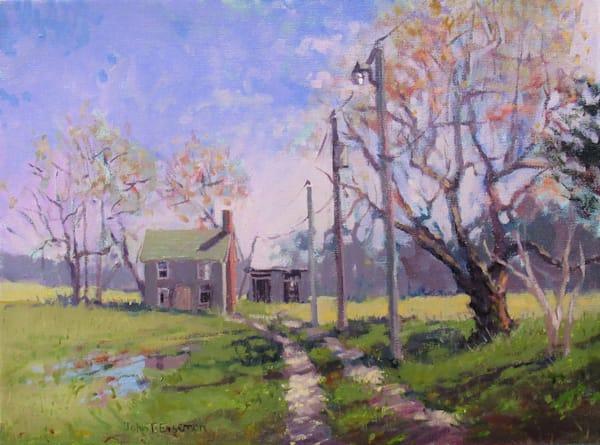 Ye Ole Homestead Art | Mid-AtlanticArtists.com
