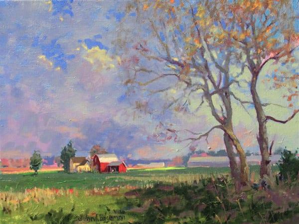 Across The Fields Art | Mid-AtlanticArtists.com
