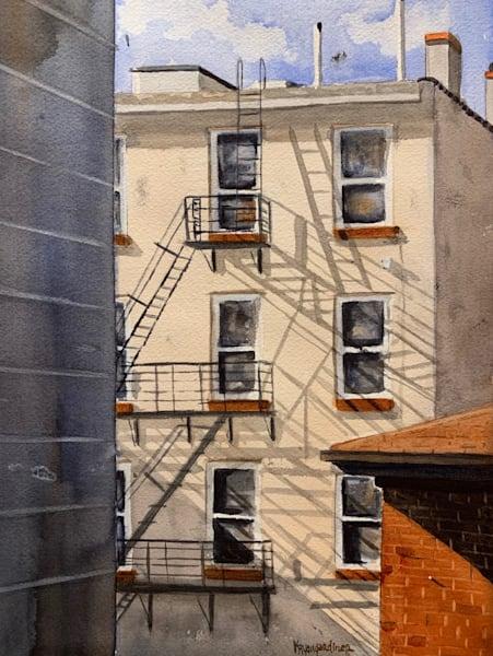 Window View Art | Mid-AtlanticArtists.com