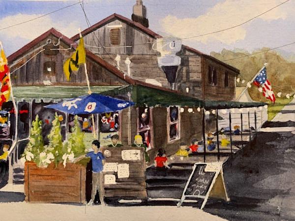 Davis' Pub Art | Mid-AtlanticArtists.com