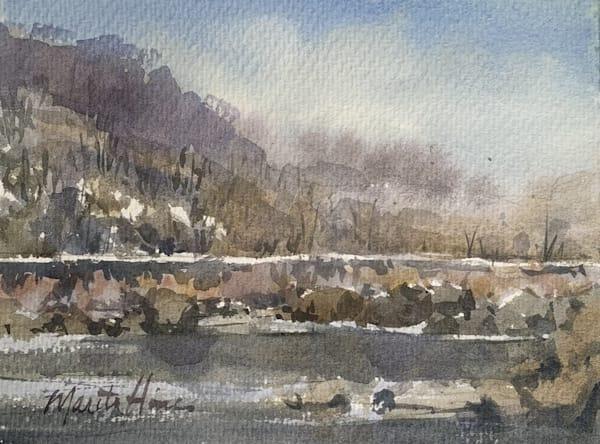 Susquehanna At Falmouth Art | Mid-AtlanticArtists.com