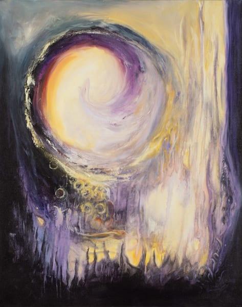 Spontaneous   # 6 Of 100   The Journey Of 100 Paintings Series Art | Valerieann Giovanni - Fine Art