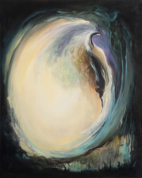 True Colors   #5 Of 100   The Journey Of 100 Paintings Series Art | Valerieann Giovanni - Fine Art
