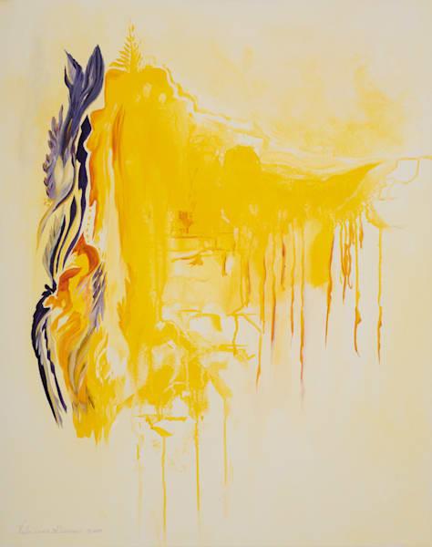 Sunny Meditation   #27 Of 100   The Journey Of 100 Paintings Series Art | Valerieann Giovanni - Fine Art