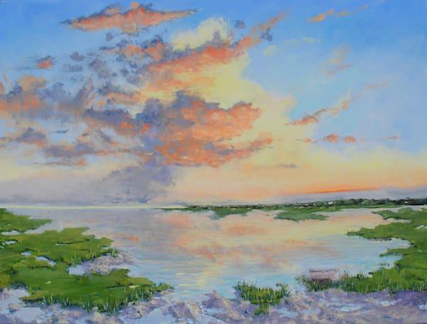 Pawley's Island Sunset Art | Chris Doyle Fine Arts
