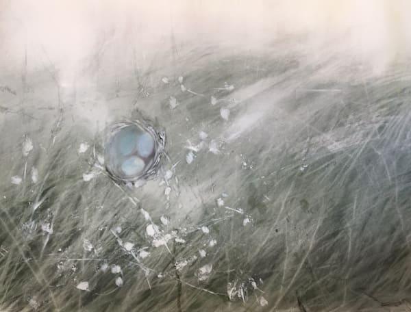 Unspoken Fiber | Nest Art | Theresa Gray