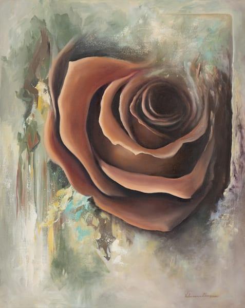 Stillness   #49 Of 100   The Journey Of 100 Paintings Series Art | Valerieann Giovanni - Fine Art