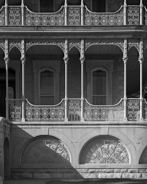 John Bremond House. 1886, Austin, Texas Photography Art | Rick Gardner Photography