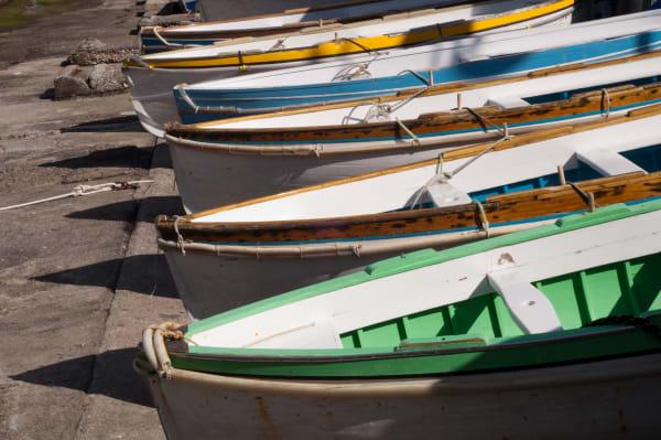 Sorrento, Italy Fishing Boats Photography Art   Great Wildlife Photos, LLC