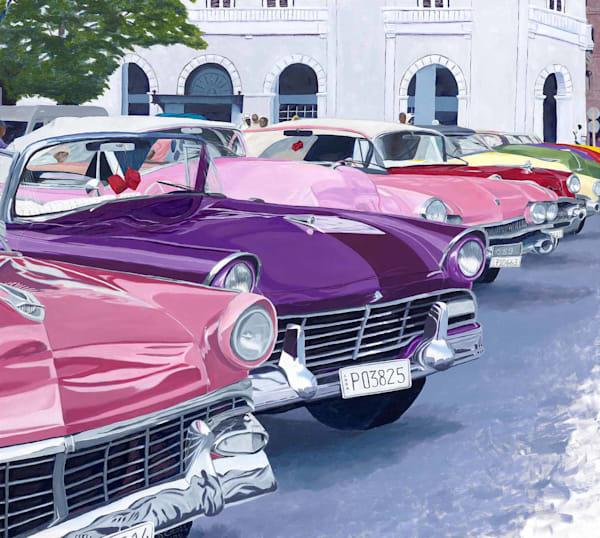 Havana Taxis