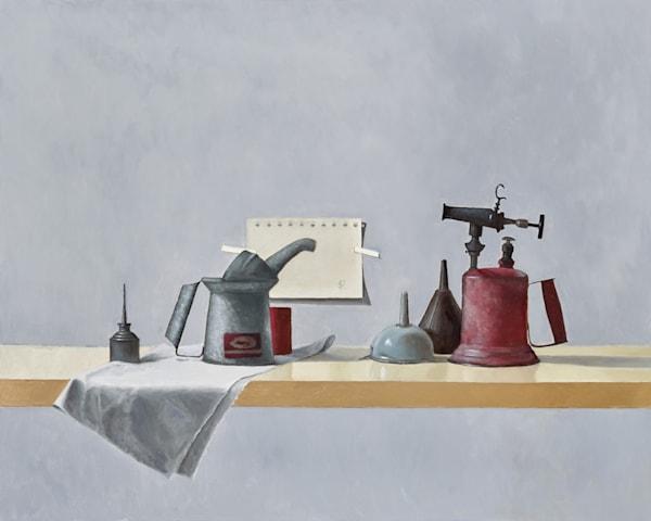 Blowtorch Art | Fountainhead Gallery
