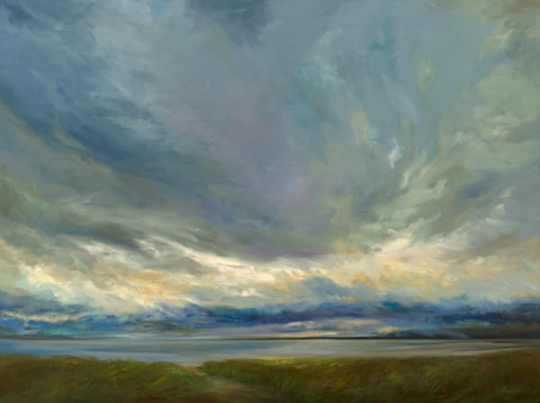 Coastal Clouds 20 Art | SHEILA FINCH FINE ART