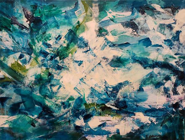 Crystal Sea Art | Authentic Soul Studio