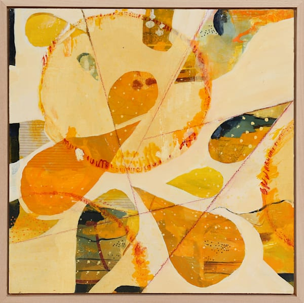 Persimmon Dreams Art | Authentic Soul Studio