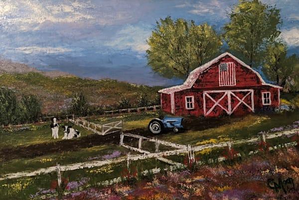 In Green Pastures Art | Carol Moon Art