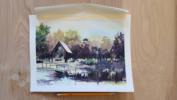 Kc Powell Gardens 1 8x10 | Steven Dragan Fine Art