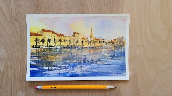 Split Croatia 5x7 | Steven Dragan Fine Art