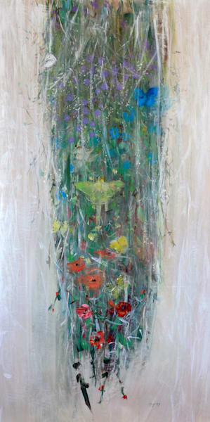 Interior Landscape Iii Art | Theresa Gray