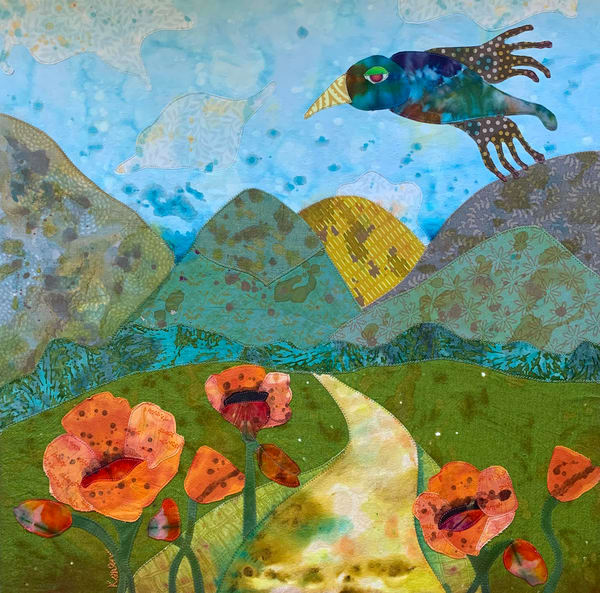 California Poppies  Art | Karen Payton Art