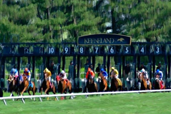 Keeneland - Racing on the Turf